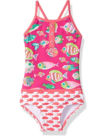 51b5f5899f456 Amazon.co.uk | Girls' One-Piece Swimsuits
