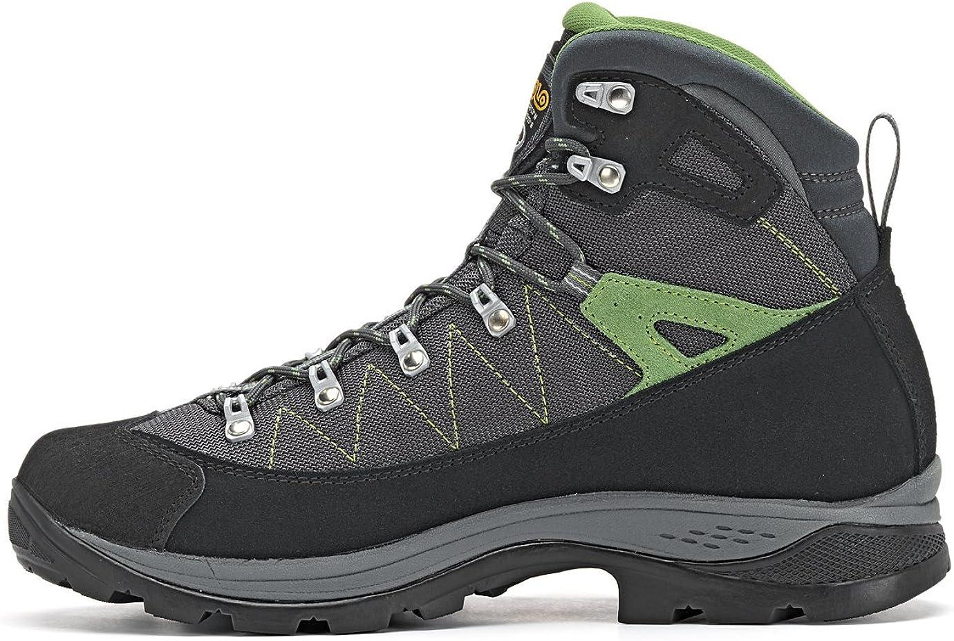 US Black Gunmetal English Ivy Asolo Finder GV Walking Boots 10.5 B US Women // 9.5 D M M