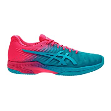 ASICS Chaussures Femme Solution Speed FF L.E. Clay: Amazon.es: Deportes y aire libre