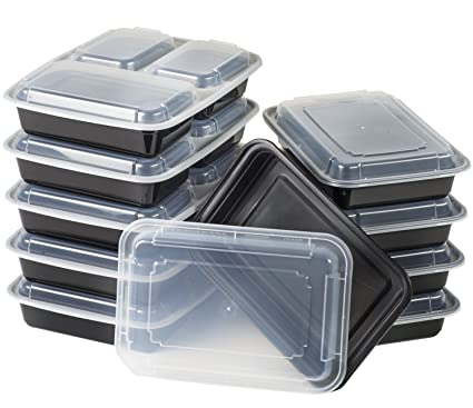 Paksh Novelty Lunch Boxes Combination Set of 10 5 Bento Box Lunch Containers with Compartments  sc 1 st  Amazon.com & Amazon.com: Paksh Novelty Lunch Boxes Combination Set of 10 5 Bento ...