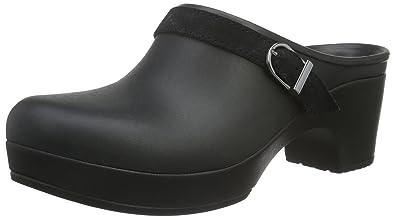 Women's Crocs Sarah Clogs Black M6b5623