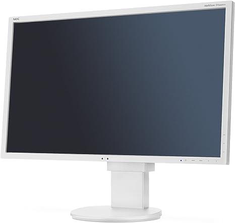 NEC EA223WM-WH 22 Color blanco HD ready - Monitor (1680 x 1050 ...