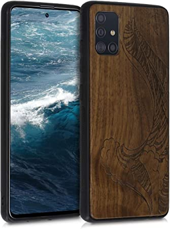 Kwmobile Schutzhülle Kompatibel Mit Samsung Galaxy A51 Elektronik