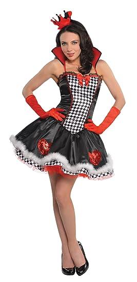 Christy`s - Disfraz de reina para mujer, talla L (997111): Amazon ...