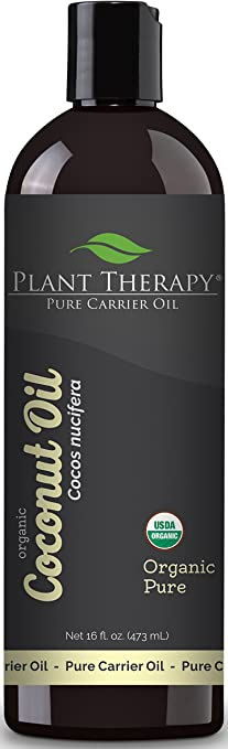 Plant Therapy Organic Fractionated Coconut Carrier Oil