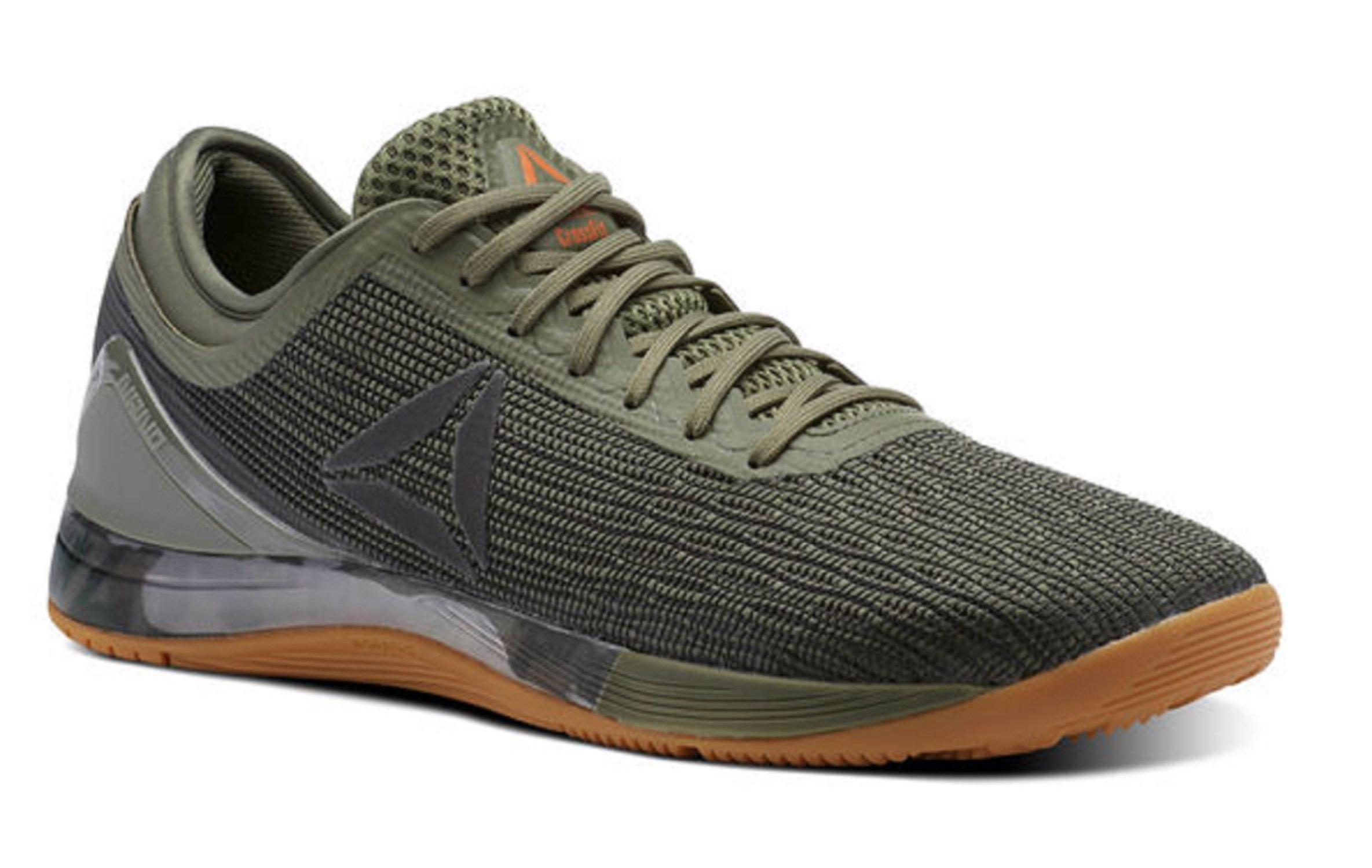 Reebok Men's CROSSFIT Nano 8.0 Sneaker, Hunter Green/Coal/Khaki/b, 6.5 M US by Reebok (Image #1)