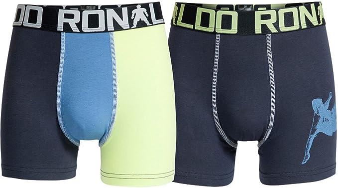 d877fd81 CR7 Cristiano Ronaldo Boys Boxershorts Boys 2-Pack (CR7-8400-5100-483-158/164):  Amazon.co.uk: Clothing