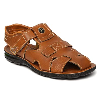 At Prices Brown Men's In SandalsBuy Low Paragon India Max Online XTZuPlwkOi