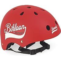 Janod - J03270 - Bikloon - Casque Rouge Pour Draisienne