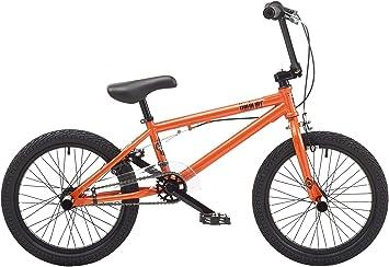 Rooster Hardcore - Bicicleta BMX para niños (Marco de 24,1 cm ...