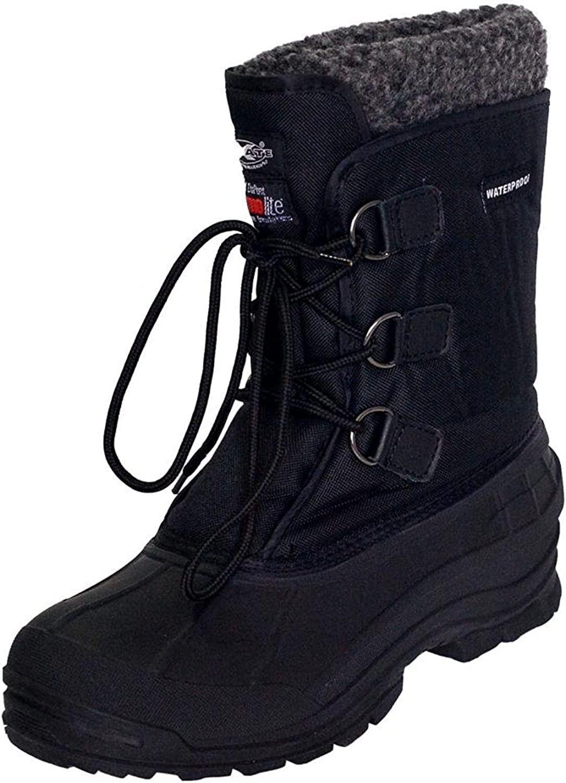 LM Men's Winter Snow Boot Work Boots