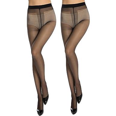 ce8d1f30321d9 Ritu creation Women's Sheer 85% Nylon 15% Spandex Pantyhose, Stockings  (Black, Medium Size): Amazon.in: Clothing & Accessories