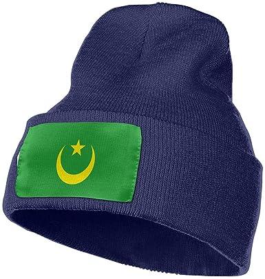 Gorras de Gorros de algodón con Bandera de Mauritania Sombreros ...