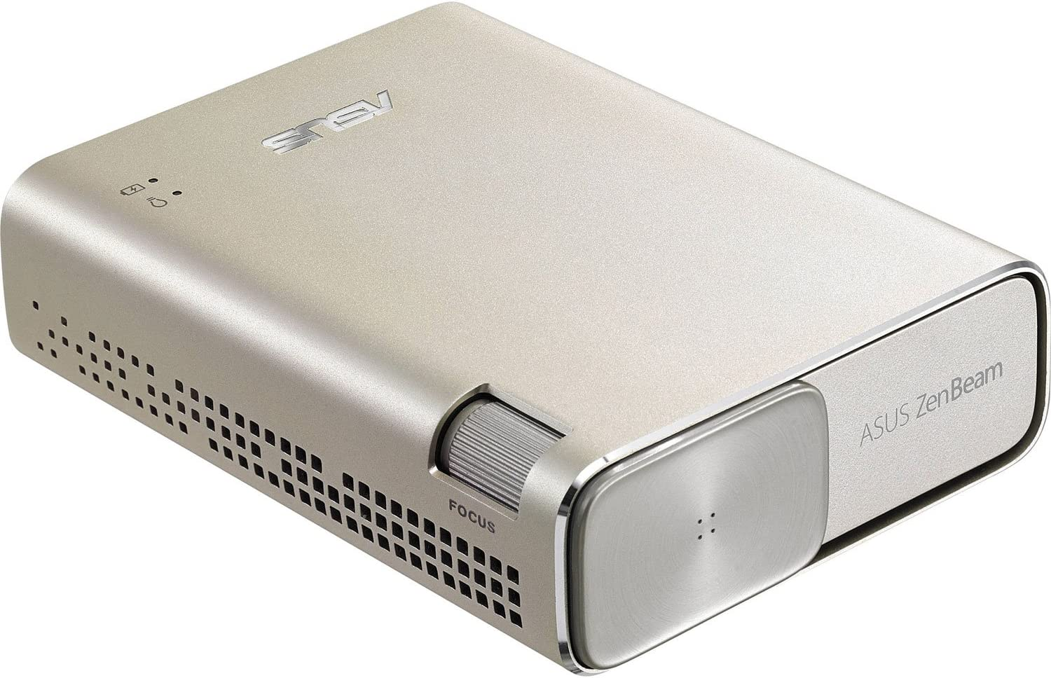 ASUS ZenBeam Go E1Z WVGA Plug-and-Play (Android/Windows) Micro-USB Pico Pocket LED Projector