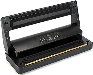 PolyScience 150 Series Vacuum Sealing System with 30 Piece Heat Seal Vacuum Bag Set