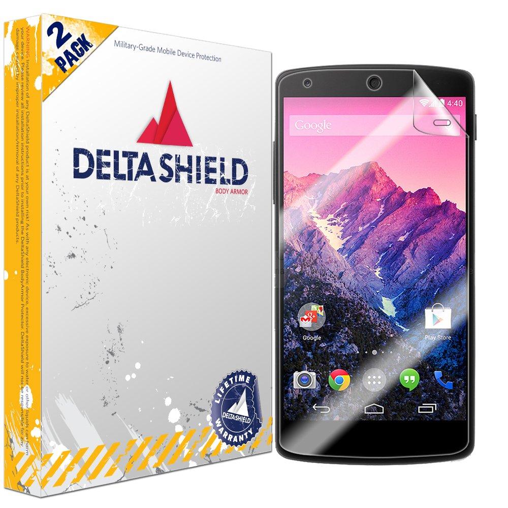 Amazon com: Google Nexus 5 Screen Protector [2-Pack