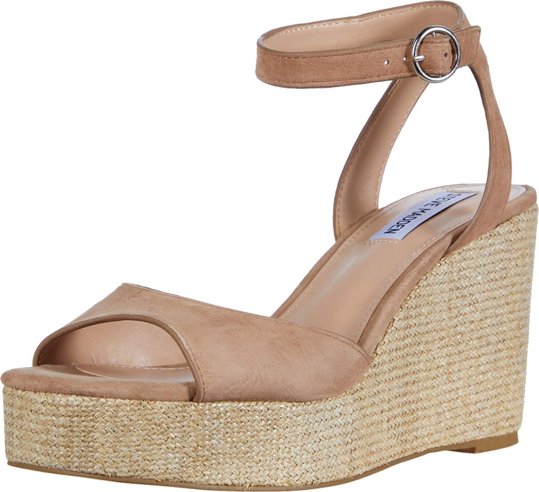 Steve Madden Women's Binx Wedge Sandal