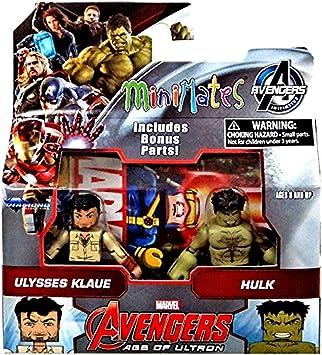 Marvel Avengers Age of Ultron Minimates Series 63 Ulysses Klaue ...