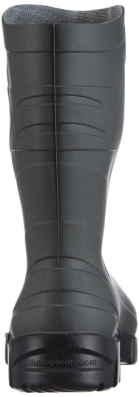 Gummistiefel Gr/ün Dunlop Stivali Uomo