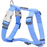 Red Dingo Classic Dog Harness, Large, Mid-Blue