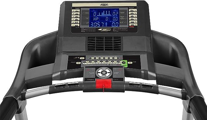 BH Fitness Cinta de Correr g6425 F3, Negro de Plata, g6425 ...