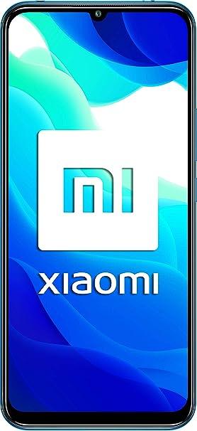 "Oferta amazon: Xiaomi Mi 10 Lite (Pantalla AMOLED 6.57"", TrueColor, 6GB+64GB, Camara de 48MP, Snapdragon 765G, 5G, 4160mah con Carga 20W, Android 10) Azul"