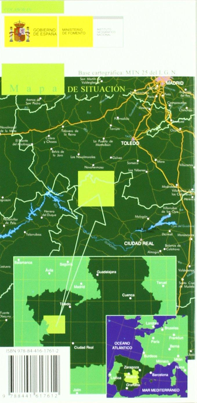 Mapa guia del parque nacional de cabañeros: Amazon.es: Aa.Vv ...