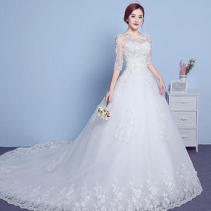 Vestidos de novia para embarazadas de boda civil