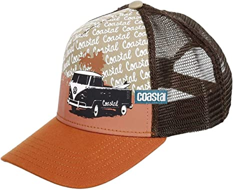 Surfer Headwear Coastal - Gorra (T1), diseño de Surf: Amazon.es ...