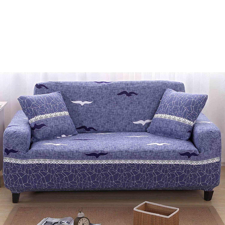 Amazon.com: Artist Yellow Sofa Cover Elastic Sofa Slipcover ...