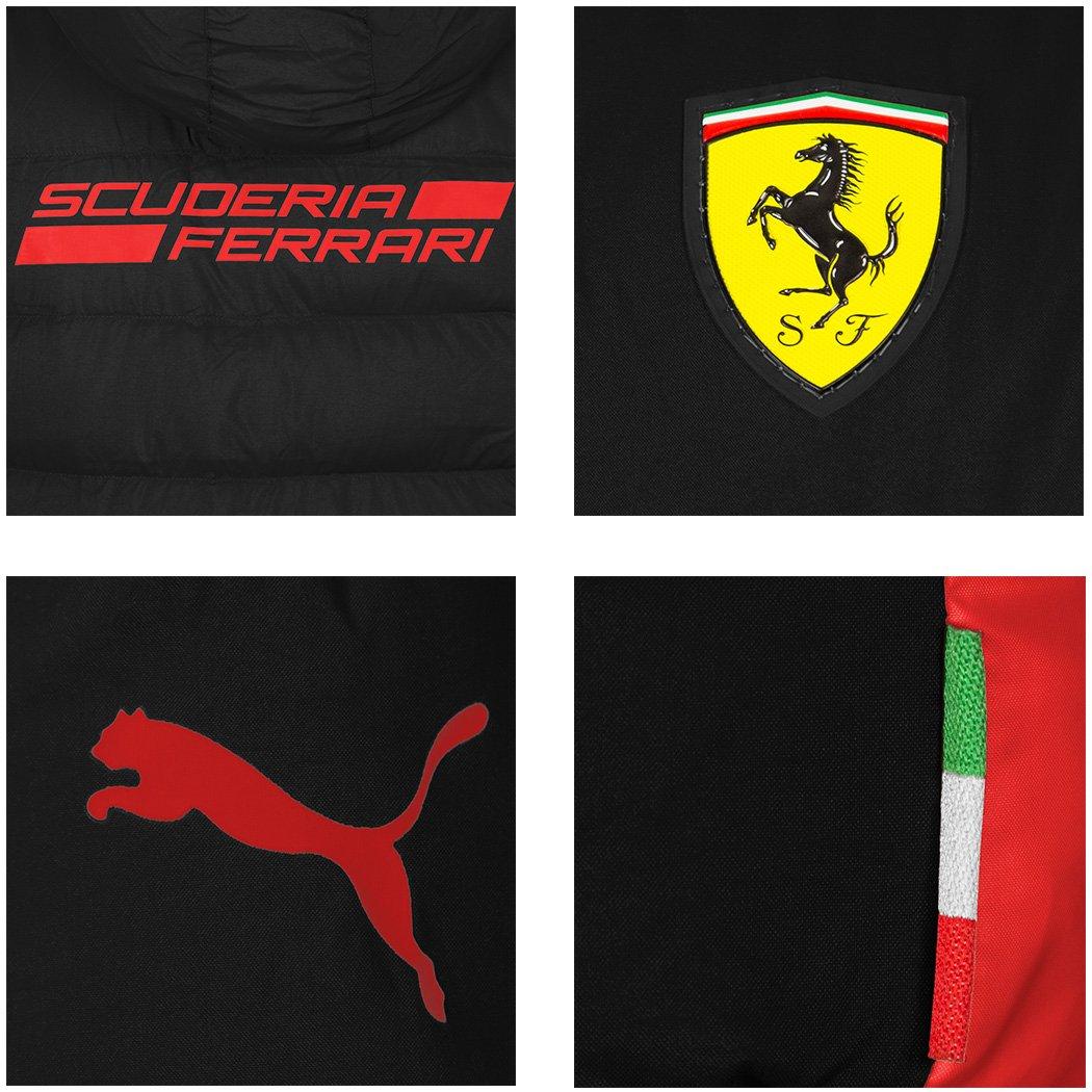 Mens Chaqueta Acolchada Puma De La Scuderia Ferrari 2zkxKz6d4