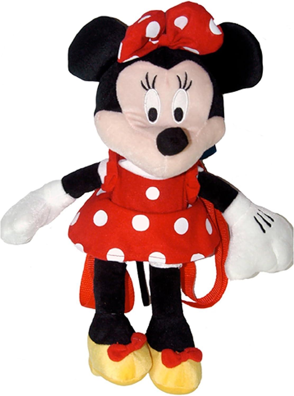 Disney Baby Zippee Plush Minnie Mouse