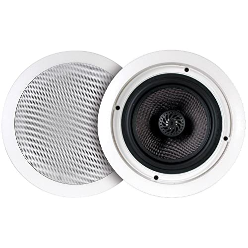 MCM 6inch Bluetooth Ceiling Speaker With 30W Stereo Amplifier