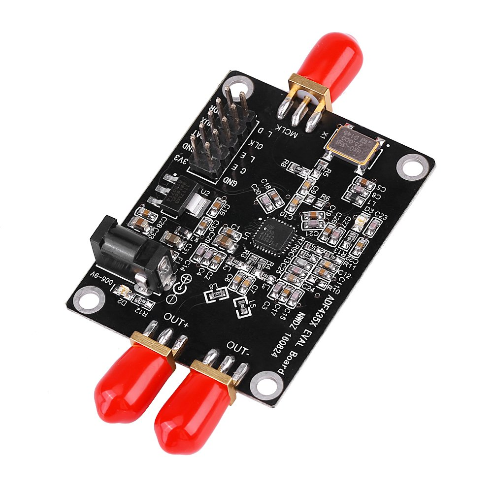 Development Board With Usb Cable Adf4350 Microcontroller 137m Humbucker Wiring Diagram Obl 44ghz Signal Source Compatible To Arduino W5100 Shield Network Expansion