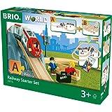 BRIO 63377300 Railway Starter Set