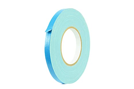 "Industrial Grade Teal Blue Duct Tape 2/"" x 60yds Waterproof and UV Resistant"