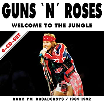 welcome to the jungle guns roses mp3