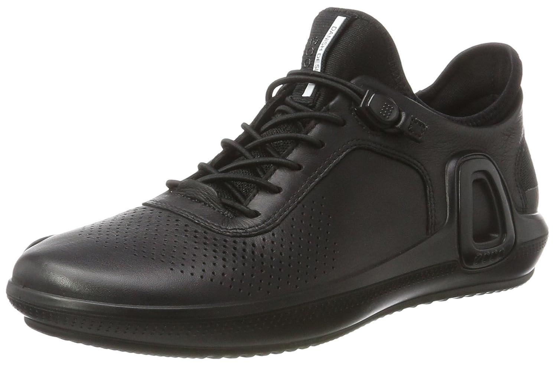 Ecco Intrinsic 3, Zapatillas para Mujer 41 EU|Negro (1001black)