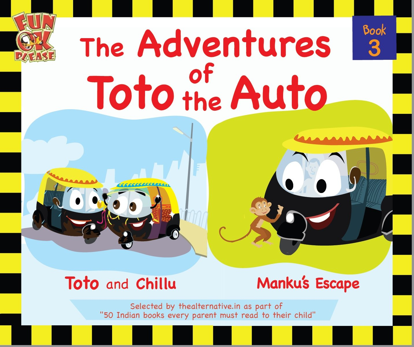Buy Adventures of Toto the Auto - Complete collection, Set of 4 ...