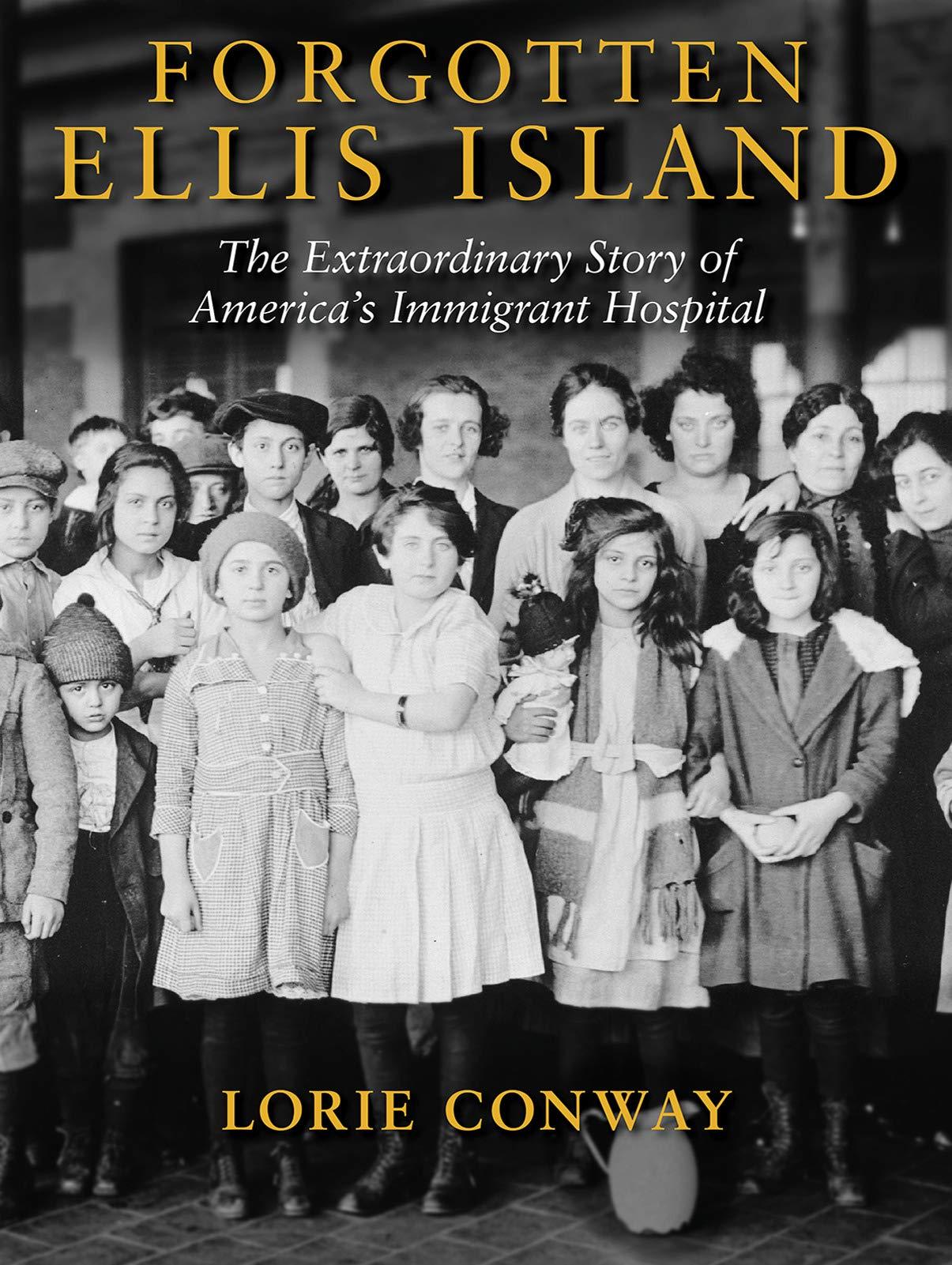 Forgotten Ellis Island on Amazon Prime Video UK