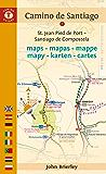 Camino de Santiago Maps - 2017 edition: St. Jean Pied de Port – Santiago de Compostela