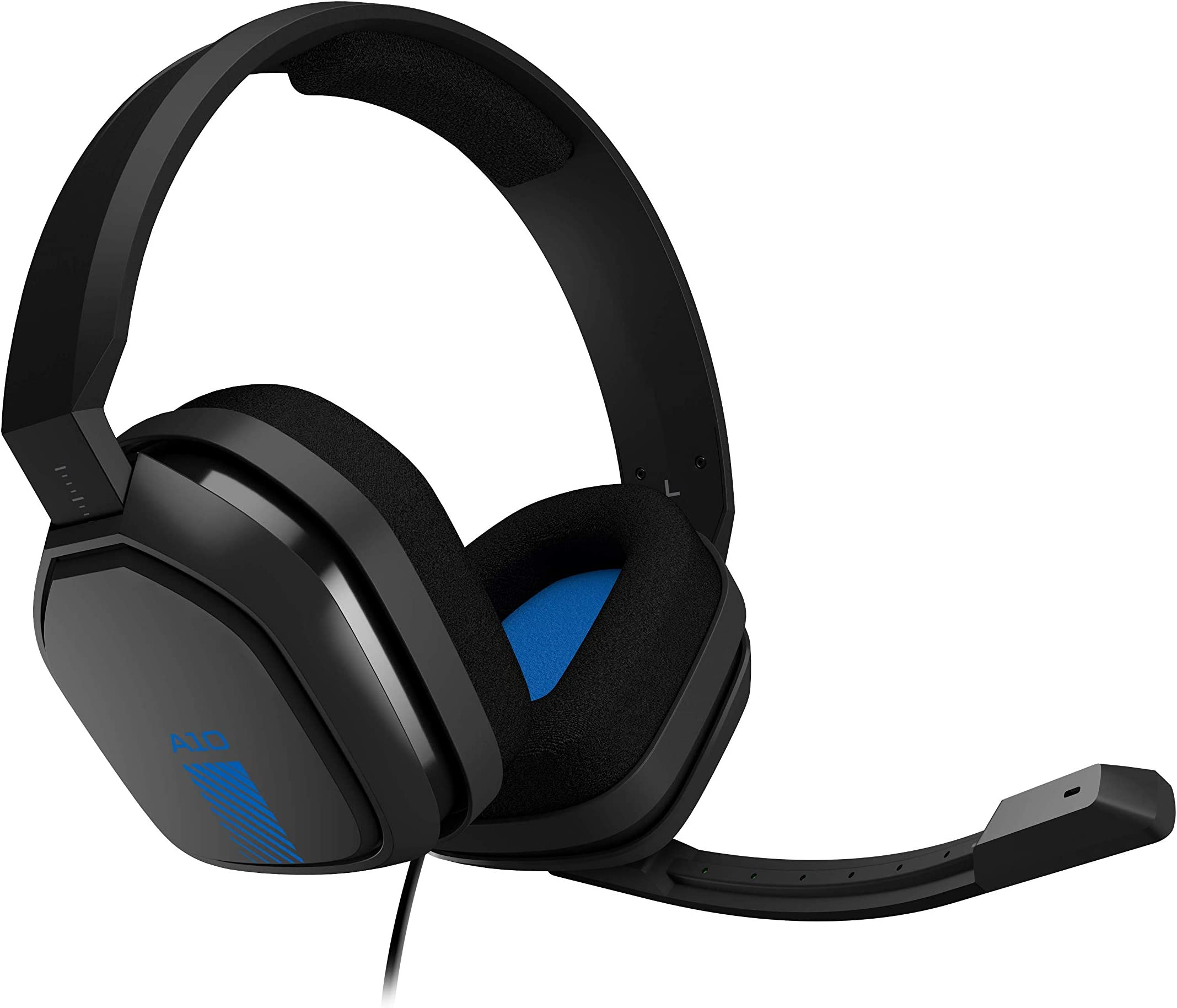 Amazon com: ASTRO Gaming A10 Gaming Headset - Blue - PlayStation 4