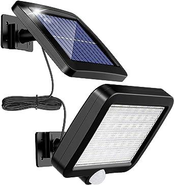 15x Solaire LED Extérieur Pointe Prise Lampe RGB Jardin Cour Acier Inoxydable