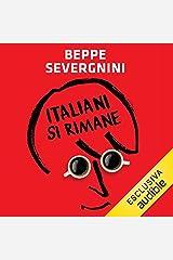 Italiani si rimane Audible Audiobook