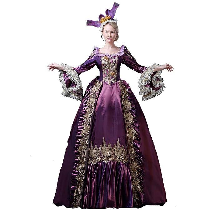 Amazon.com: Vestido de bola de Antoinette de la María ...