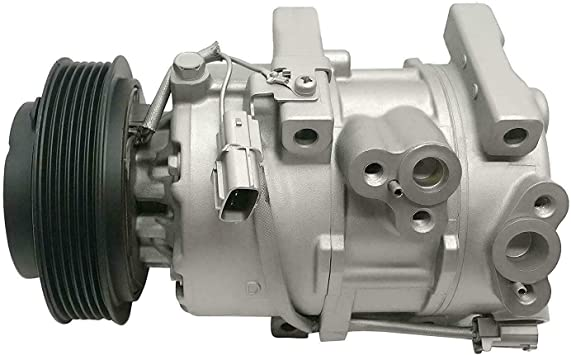 RYC Remanufactured AC Compressor and A//C Clutch GG342