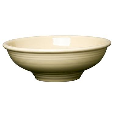 Fiesta 64-Ounce Pedestal Bowl, Ivory
