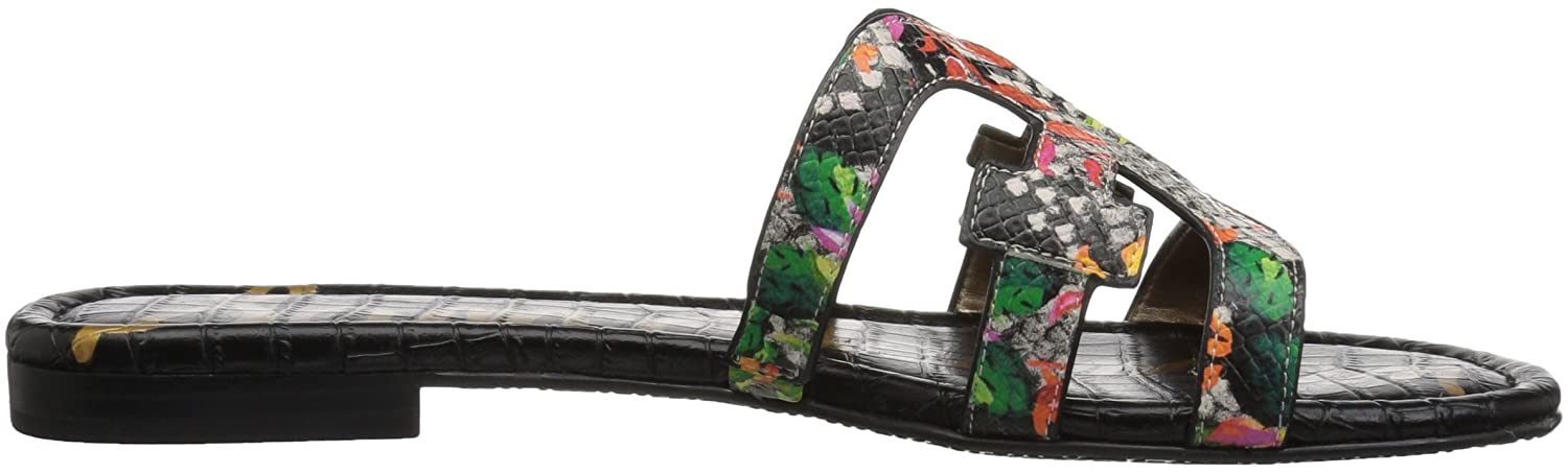 Sam Edelman Women's Bay B(M) Slide Sandal B0762T6X6Y 5.5 B(M) Bay US|Bright Multi Blooming Cactus af5417