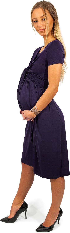 Robe et Haut Vendu S/épar/ément sofsy Robe ou Haut de Maternit/é Robe ou Haut Allaitement Ouverture Frontale M/élange Viscose Douce Mode