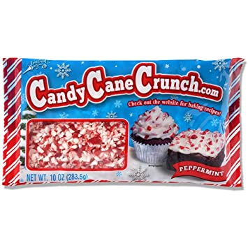 Festival Candy Cane Peppermint Crunch 10 Oz Pack Of 2